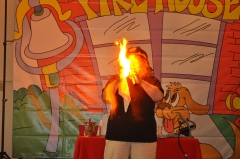 me with fire