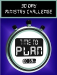 30 day ministry challenge logo