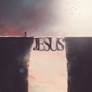Crossing the Jesus bridge