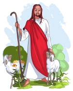 jesus-is-a-good-shepherd